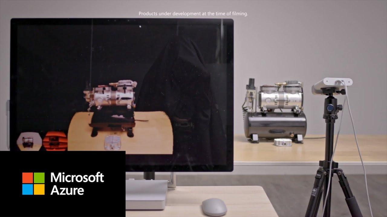 Azure Kinect promises new motion, sensing for art - CDM