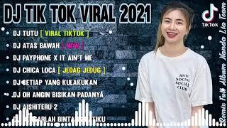 DJ TUTUTU TUTUTU REMIX TIKTOK VIRAL TERBARU 2021 DJ TUTUTU SLOW