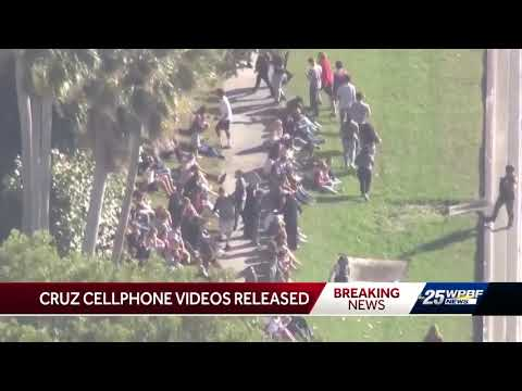 Cruz outlines shooting plan in video recording