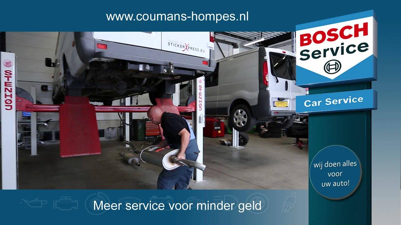 Bosch Car Service Coumans & Hompes in Weert