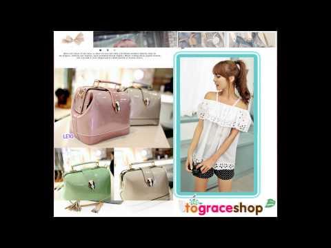 กระเป๋าแฟชั่น Axixi (tograceshop.com)