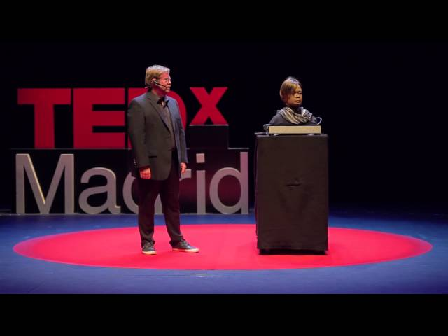 Exploring digital immortality | Bruce Duncan & Bina48 | TEDxMadrid