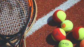 видео Школа тенниса в Красногорске для детей, большой теннисный клуб с кортом