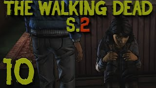 Elle est ou Jane ? - #10 The Walking Dead S.2