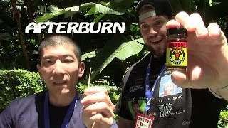 9 Million Scoville Extract w/ L.A. BEAST | Afterburn