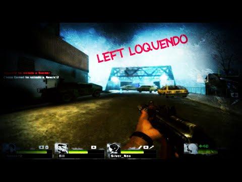 Left 4 Dead 2 Terapia De Choque Parte 1 Loquendo - Gppro600