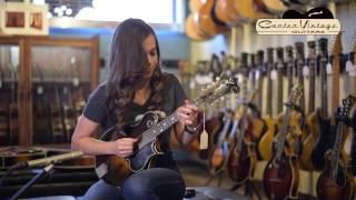 Download lagu July 9th 1923 Loar Gibson F5 Mandolin played by Sierra Hull MP3