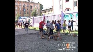 Иностранные граффитисты дают уроки в Новокузнецке