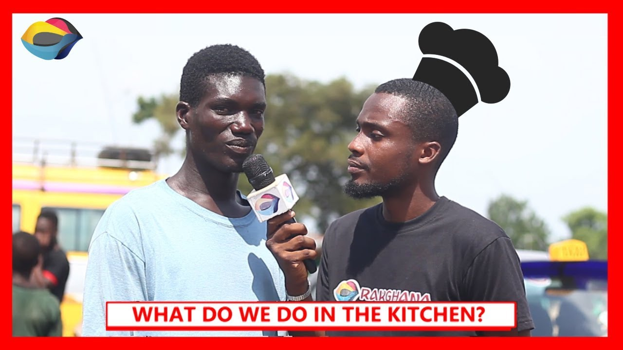 What Do We Do in The KITCHEN? | Street Quiz | Funny African Videos | Funny Videos | African Comedy