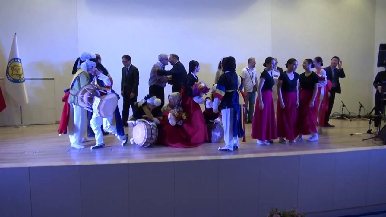 Harran Üniversitesinde Kore Kültür Günü programı düzenlendi