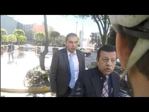 City Manager estrena GoPro, tras robo de celular por escoltas de #Lordmelapelas