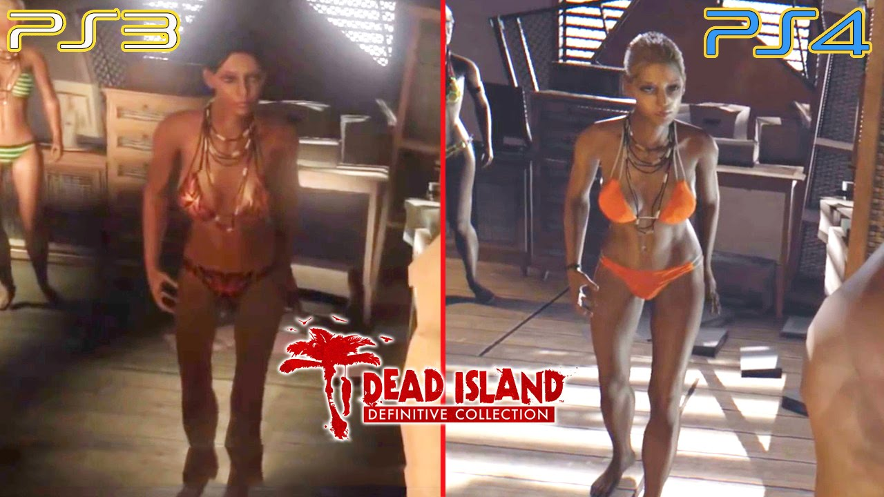 Dead Island Remastered Vs Original