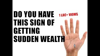PALMISTRY - WEALTH/ MONEY LINES