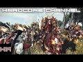 Total War Warhammer 2 - прохождение Hardcore Империи Смертных =11= Резкий разворот
