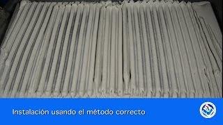ERRORES DURANTE LA INSTALACION Cómo instalar baldosas correctamente