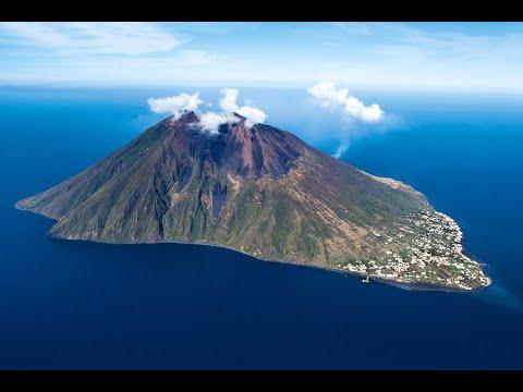 TOUR ISOLE EOLIE (Sicilia-Italy) - Aeolian Islands - VIDEO LIVE - STROMBOLI E VULCANO -