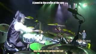 Stone Sour - RU486 @ Club Nokia || [Sub Esp - Lyrics]