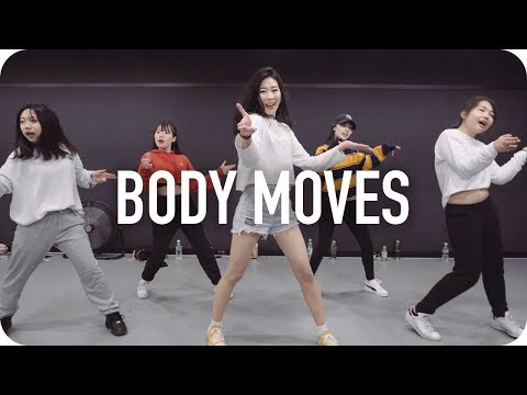 Body Moves - DNCE / Beginner's Class