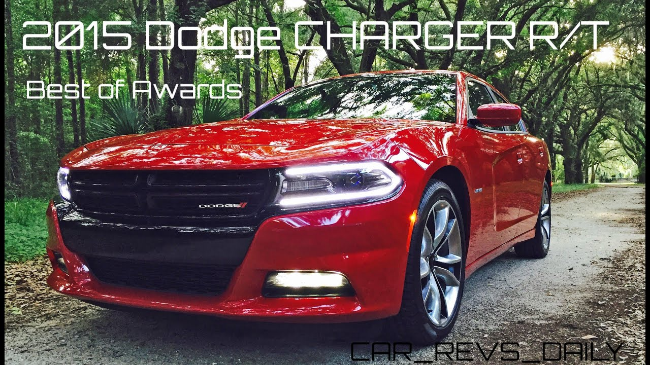 Road Test Review 2015 Dodge Charger R T V8 Rwd Is 37k 4 Door