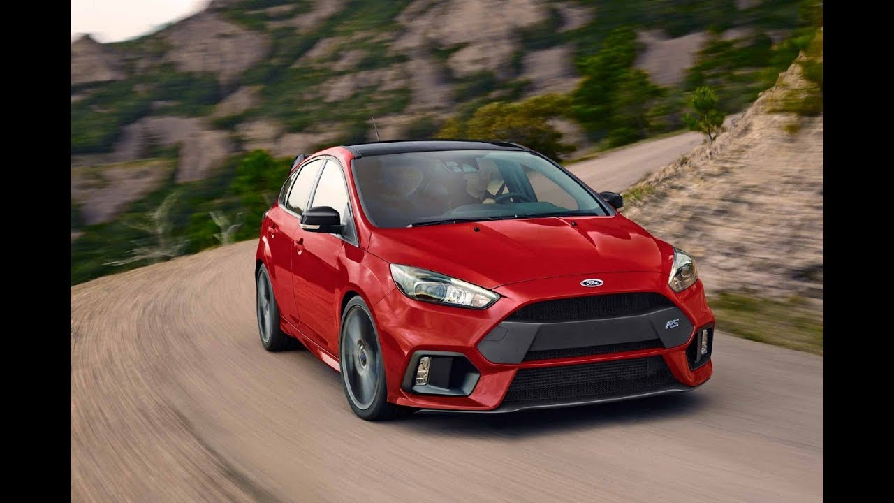 2018 Ford Focus Rs Automatic Transmission