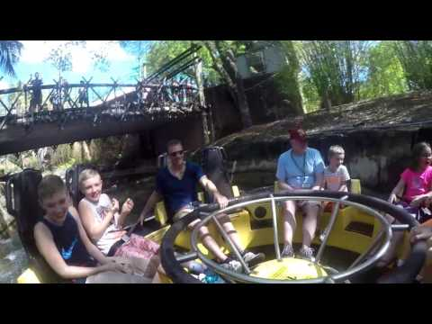 Congo River Rapids at Busch Gardens Tampa Bay (Closed)