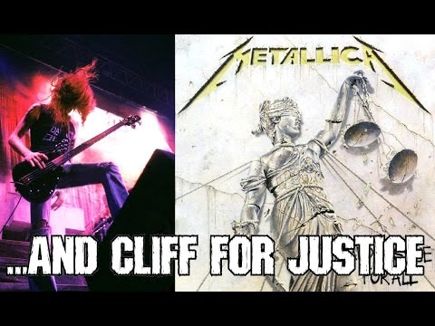 What if Cliff Burton recorded And Justice For All album (bass medley by Andriy Vasylenko)