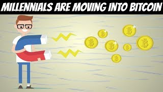 Millennials are Buying Cryptocurrency (Bitcoin Adoption Is Coming)