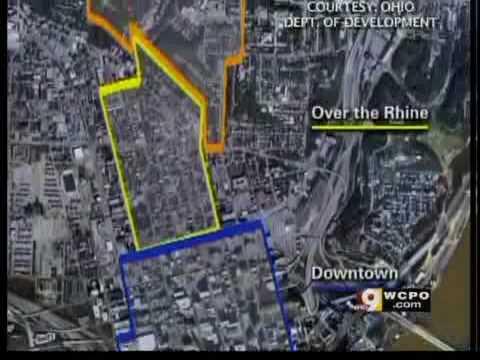 Governor names Cincinnati as a marketing hub