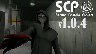 SCP: Containment Breach v1.0.4 (Free Indie Horror Playthrough / Gameplay)