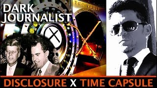DARK JOURNALIST X-SERIES XXXIV: UFO DISCLOSURE X TIME CAPSULE & GEORGIA GUIDESTONES REVEALED!