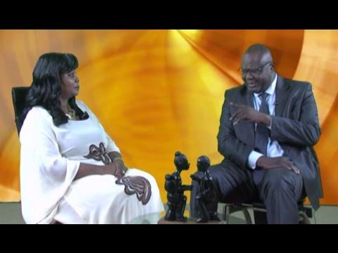 TVCA (Télé Centrafricaine) -  Emission PORTRAITS - Invité : JF AKANDJI-KOMBE (version française)