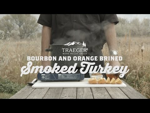 Holiday Turkey Recipe by Traeger Grills