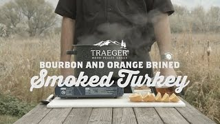 Thanksgiving Day Turkey Recipe By Traeger Grills