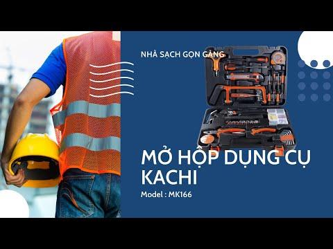 Bộ dụng cụ sửa chữa đa năng 45 chi tiết Kachi MK166