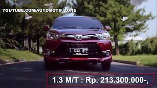 GIIAS - Daftar Harga Mobil Toyota Pertengahan 2017 Semua Model dan Tipe