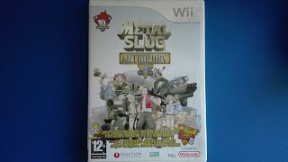 Pequeño gameplay de Metal Slug Anthology para Nintendo Wii