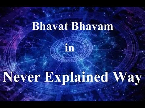 bhavat bhavam principle vedic astrology