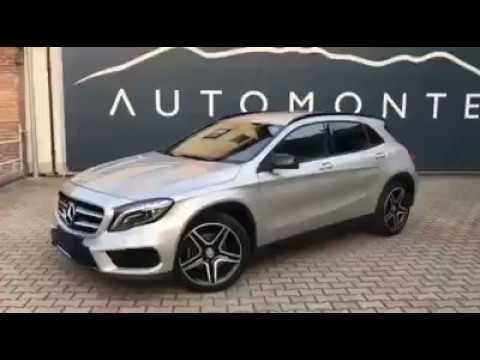 mercedes gla premium amg night pack youtube. Black Bedroom Furniture Sets. Home Design Ideas