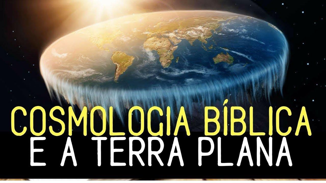 TERRA PLANA, BÍBLIA E CRISTO!! ESTÁ TUDO ERRADO!