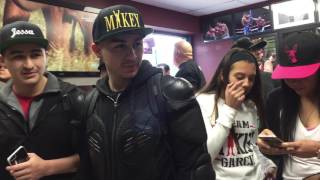 Mikey Garcia On Pacquiao Wanting To Fight Conor McGregor - esnews boxing