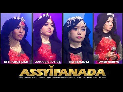 BEGINI DOSA BEGITU DOSA LIVE ASSYIFANADA QOSIDAH MODERN BANGKALAN MADURA
