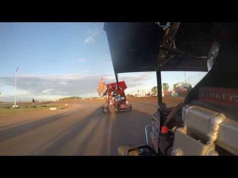 Thunderhill speedway 500 Heat 2 6/24/17