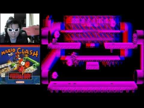 VIRTUAL BOY: Mario Clash