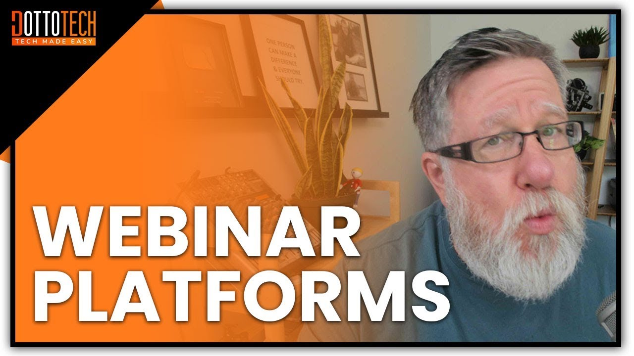 Choosing The Right Webinar Platform