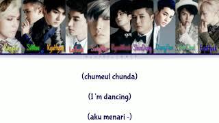 Super Junior – Midnight Blues (춤을 춘다) | ColorCodedLyrics | ROM/ENG/INDO