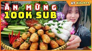 Cách Làm CHẠO TÔM Bọc Mía Dai Ngon - Tâm Sự Vì Sao Về Hưu Non - Sugarcane Shrimp #136