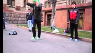 Нереальный танец - Драм степ