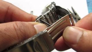 How to Adjust Seiko Watch Link.(, 2015-04-25T20:20:50.000Z)
