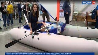 В Новосибирском Экспоцентре открыли выставку для поклонников охоты, рыбалки и туризма