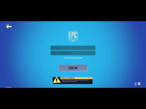 How To Reset Your Password For Fortnite
